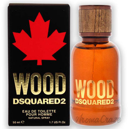 Picture of Wood by Dsquared2 for Men 1.7 oz EDT Spray