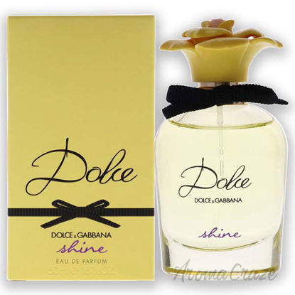 Picture of Dolce Shine by Dolce and Gabbana for Women 1.6 oz EDP Spray