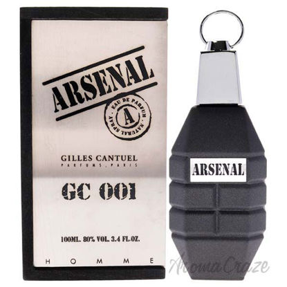 Picture of Arsenal GC 001 by Gilles Cantuel for Men 3.4 oz EDP Spray