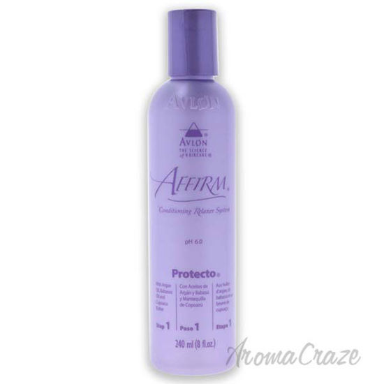 Picture of Affirm Conditioning Relaxer System Protector by Avlon for Unisex 8 oz Treatment