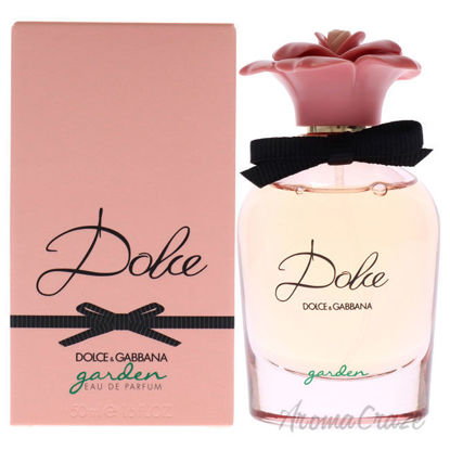 Picture of Dolce Garden by Dolce and Gabbana for Women 1.6 oz EDP Spray