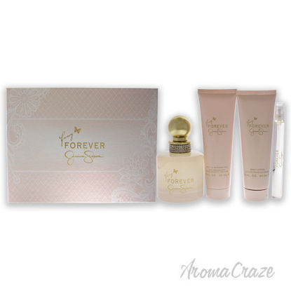 Picture of Fancy Forever by Jessica Simpson for Women-4 Pc Gift Set