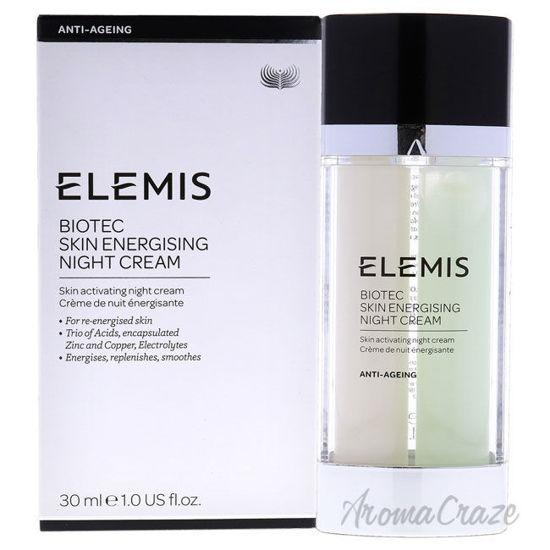 Picture of Biotec Skin Energising Night Cream by Elemis for Unisex-1 oz Cream