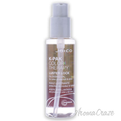 Picture of K PAK Color Therapy Luster Lock Glossing Oil by Joico for Unisex 2.13 oz