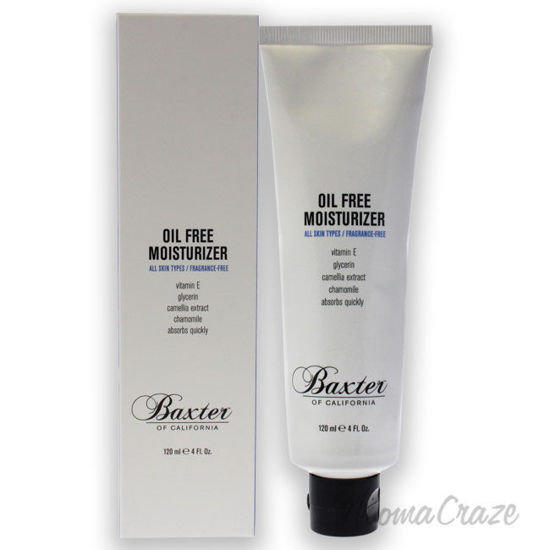 Picture of Oil Free Moisturizer Normal to Oily by Baxter Of California for Men 4 oz Moisturizer