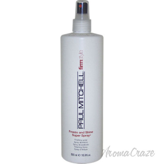 Picture of Freeze Shine Super Spray by Paul Mitchell for Unisex 16.9 oz Hairspray
