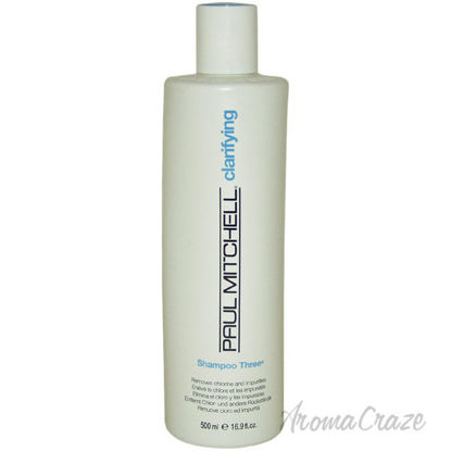 Picture of Shampoo Three by Paul Mitchell for Unisex 16.9 oz Shampoo