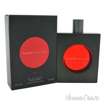 Picture of Perry Ellis Red by Perry Ellis for Men 3.4 oz EDT Spray