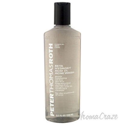 Picture of Beta Hydroxy 2% Acne Wash by Peter Thomas Roth for Unisex 8.5 oz Cleanser