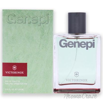 Picture of Swiss Army Genepi by Swiss Army for Men 3.4 oz EDT Spray