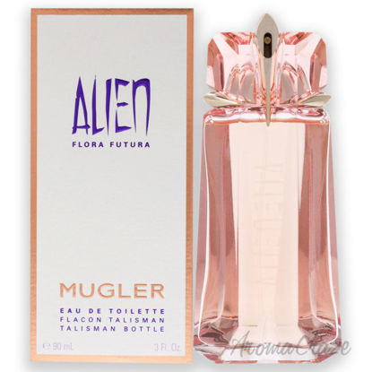 Picture of Angel Alien Flora Futura by Thierry Mugler for Women 3 oz EDT Spray