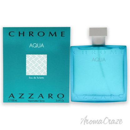 Picture of Chrome Aqua by Azzaro for Men 3.4 oz EDT Spray