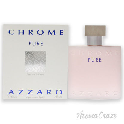 Picture of Chrome Pure by Azzaro for Men 1.7 oz EDT Spray