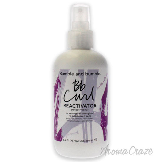 Picture of Bb Curl Reactivator by Bumble and Bumble for Unisex 8.5 oz Hair Spray