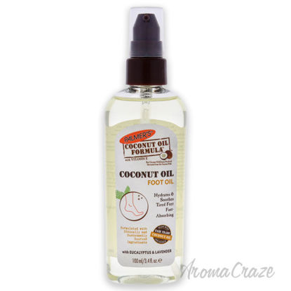 Picture of Coconut Oil Foot Oil by Palmers for Unisex 3.4 oz Oil