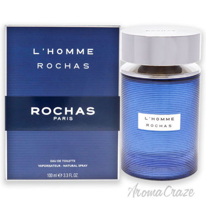 Picture of L Homme Rochas by Rochas for Men 3.3 oz EDT Spray