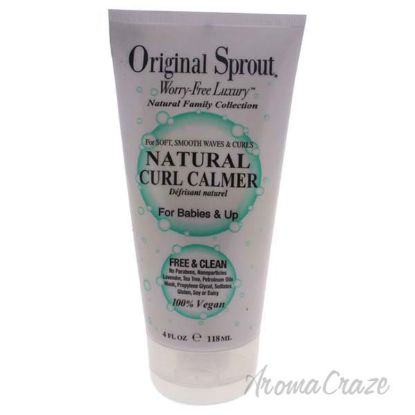 Picture of Natural Curl Calmer by Original Sprout for Kids - 4 oz Cream