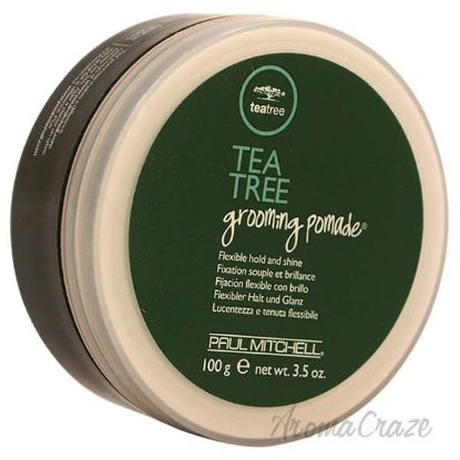 Picture of Tea Tree Grooming Pomade by Paul Mitchell for Unisex - 3.5 oz Pomade