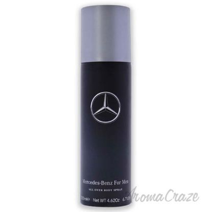 Picture of Mercedes-Benz All Over Body Spray by Mercedes-Benz for Men - 6.7 oz Body Spray