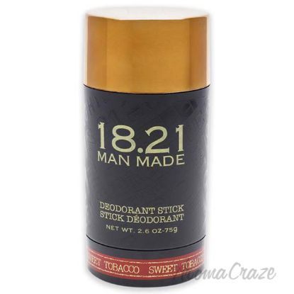 Picture of Deodorant Stick - Sweet Tobacco by 18.21 Man Made for Men - 2.6 oz Deodorant Stick