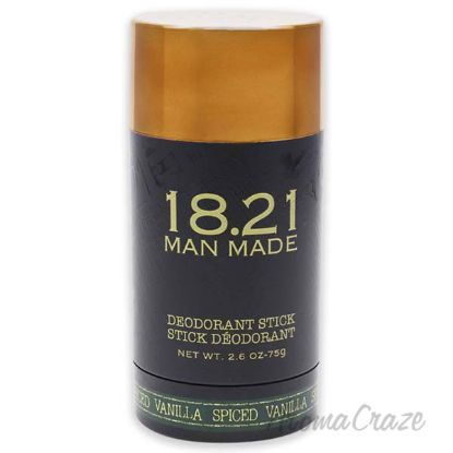 Picture of Deodorant Stick - Spiced Vanilla by 18.21 Man Made for Men - 2.6 oz Deodorant Stick