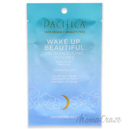 Picture of Wake Up Beautiful Microneedling Patches by Pacifica for Unisex - 4 Pc Patches