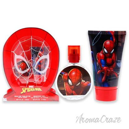 Picture of Spider Man by Marvel for Kids - 2 Pc Gift Set
