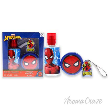 Picture of Spider Man by Marvel for Kids - 3 Pc Gift Set