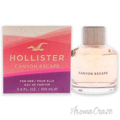 Picture of Canyon Escape by Hollister for Women - 3.4 oz EDP Spray