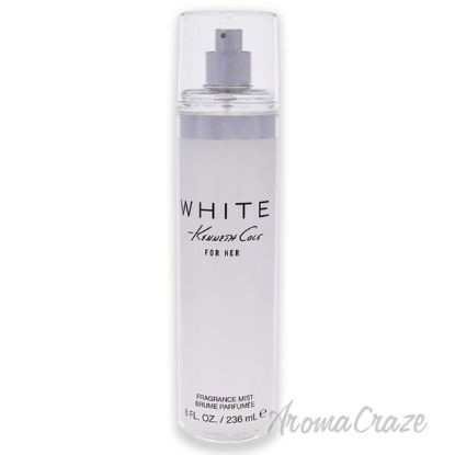 Picture of Kenneth Cole White by Kenneth Cole for Women - 8 oz Fragrance Mist