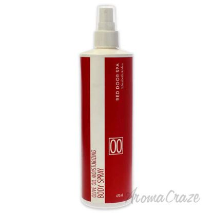 Picture of Red Door Spa Olive Oil Moisturizing Body Spray by Elizabeth Arden for Women 15.8 oz Body Spray