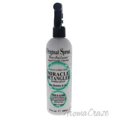 Picture of Miracle Detangler by Original Sprout for Kids - 12 oz Detangler