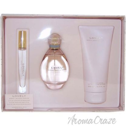 Picture of Lovely by Sarah Jessica Parker for Women - 3 Pc Gift Set