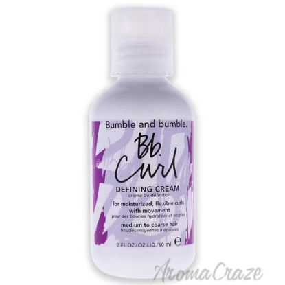 Picture of Bb Curl Defining Creme by Bumble and Bumble for Unisex - 2 oz Cream