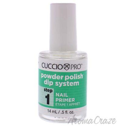 Picture of Pro Powder Polish Dip System Nail Primer - Step 1 by Cuccio for Women - 0.5 oz Nail Polish