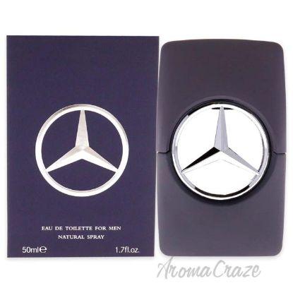 Picture of Mercedes Benz Man Grey by Mercedes-Benz for Men-1.7 oz EDT Spray