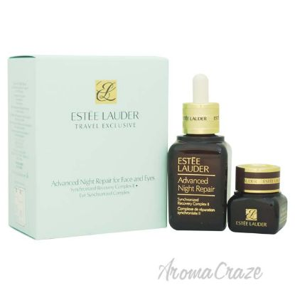 Picture of Advanced Night Repair For Face And Eyes Kit by Estee Lauder for Unisex 2 Pc Kit