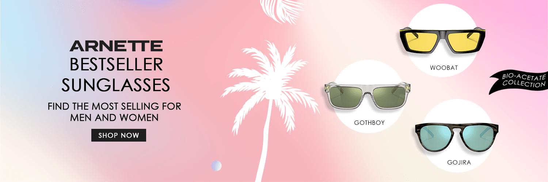 arnette bestseller sunglasses