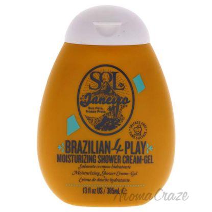 Picture of Brazilian 4 Play Moisturizing Shower Cream Gel by Sol de Janeiro for Unisex 13 oz