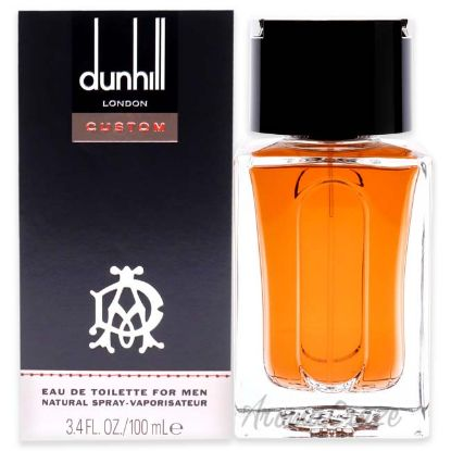 Picture of Dunhill London Custom by Alfred Dunhill for Men 3.4 oz EDT Spray
