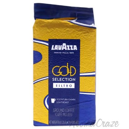 Picture of Gold Selection Filtro Light Roast Ground Coffee by Lavazza for - 8 oz