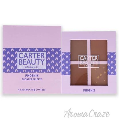 Picture of Bronzer Palette Phoenix by Carter Beauty for Women 0.48 oz